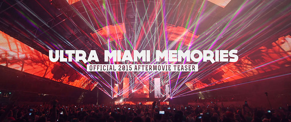 MIAMI MEMORIES 2015 (Official Aftermovie Teaser)
